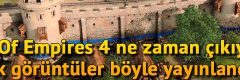 Strateji Severlere Müjde! Age Of Empiress 4 Full Geliyor. Age Of Empires 4 Ne zaman çıkacak ?